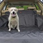 Автогамак для собак, покрывало для собак в автомобиль