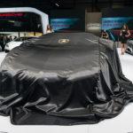 Промотент для автомобиля на выставку, выставочный тент-чехол для авто