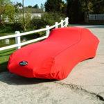 Защитный тент-чехол для автомобилей люкс-класса