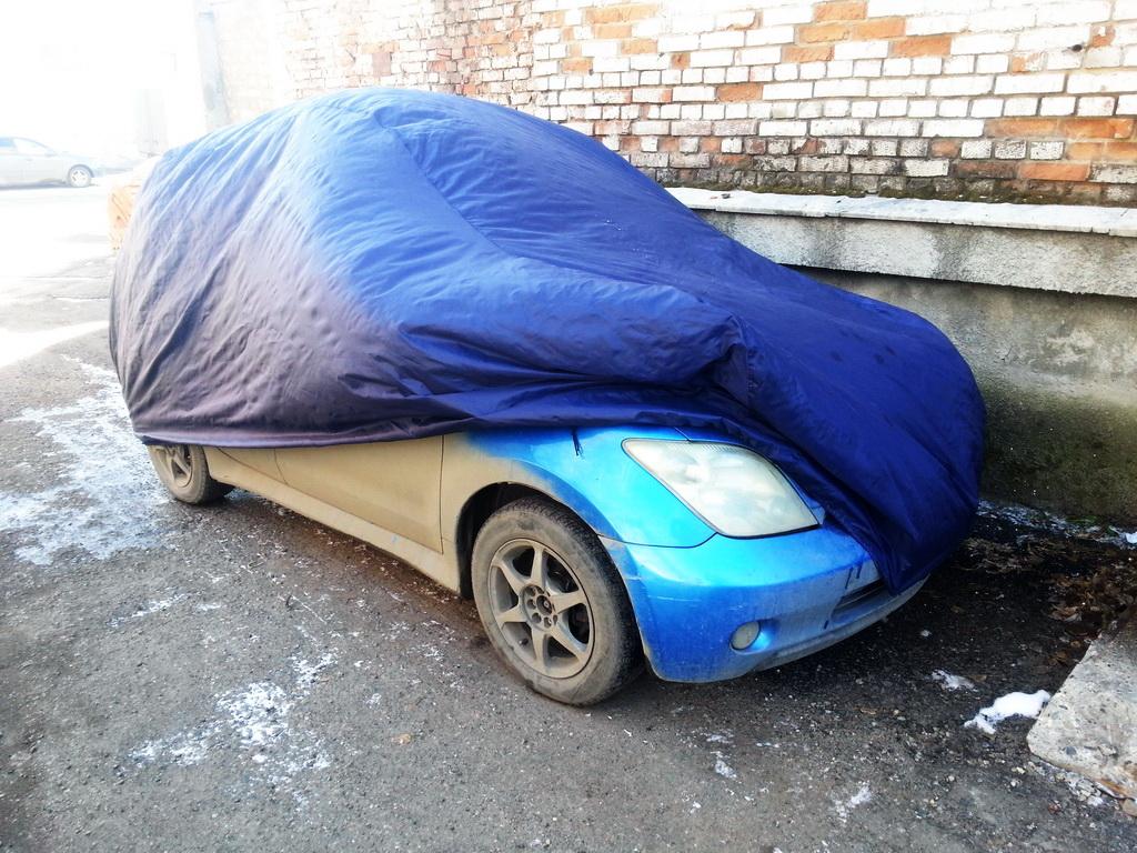 Тент-чехол на автомобиль Toyota Nadia