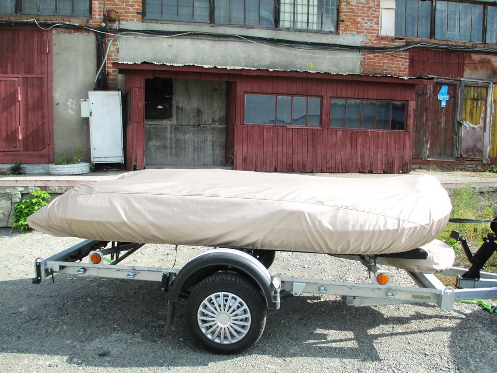 Транспортировочный тент на лодку-ПВХ Gladiator 330