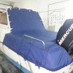 Транспортировочный тент на лодку Tahatsu TX20