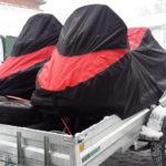 Тенты-чехлы для снегоходов